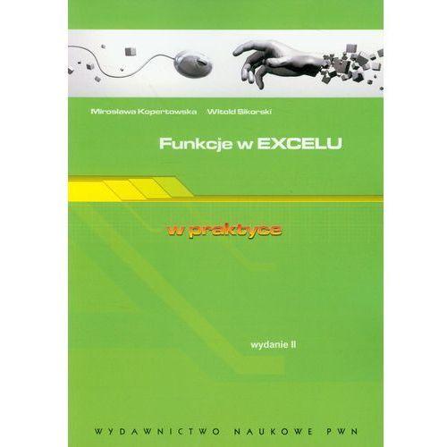 Funkcje w Excelu, książka z kategorii Informatyka
