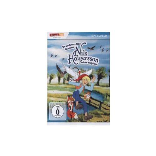 Die wunderbare Reise des kleinen Nils Holgersson mit den Wildgänsen (Kinofilm), 1 DVD