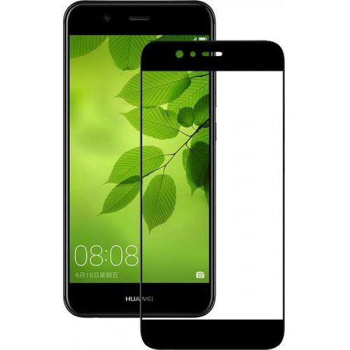 Szkło hartowane Mocolo 2.5D Full Cover Tempered Glass Huawei Nova 2 Plus Black, 52378