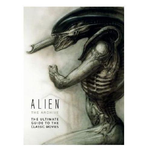 Alien - The Archive (9781783291045)