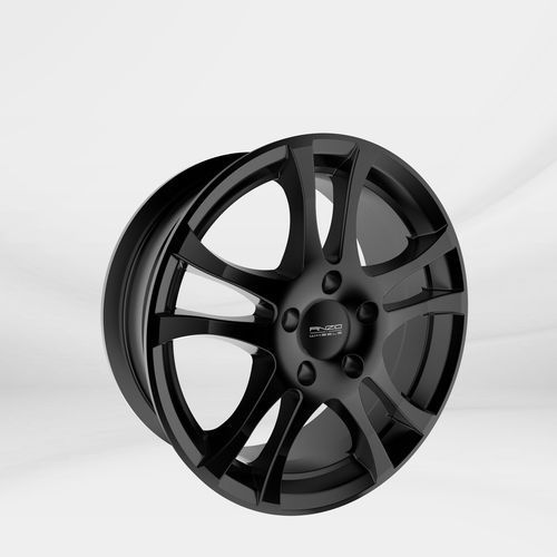 "Felgi aluminiowe 16"" 4x108 turn - czarny mat marki Anzio"