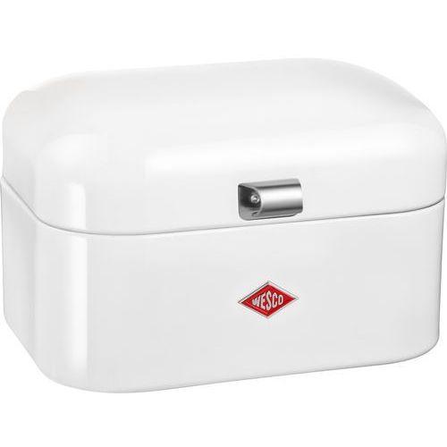 Mały pojemnik na pieczywo biały Single Grandy Wesco (235101-01)