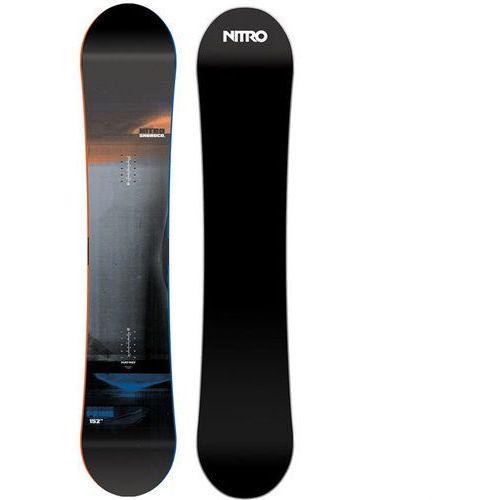 Nitro Nowa deska snowboardowa prime rtl wide 156cm