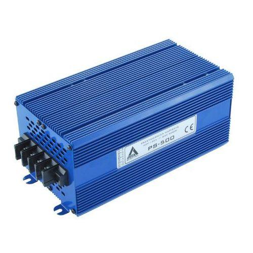Azo digital Przetwornica napięcia 40÷130 vdc / 24 vdc ps-500-24v 500w izolacja galwaniczna