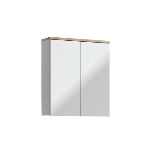Comad szafka lustrzana bali white 60 bali840