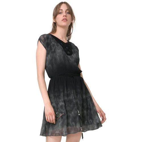 sukienka damska yeie 36 czarny marki Desigual