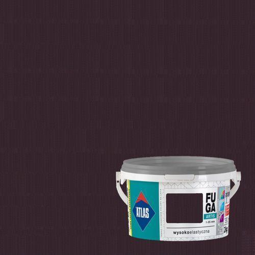 Fuga elastyczna artis 5kg ciemnobrązowy 024 marki Atlas