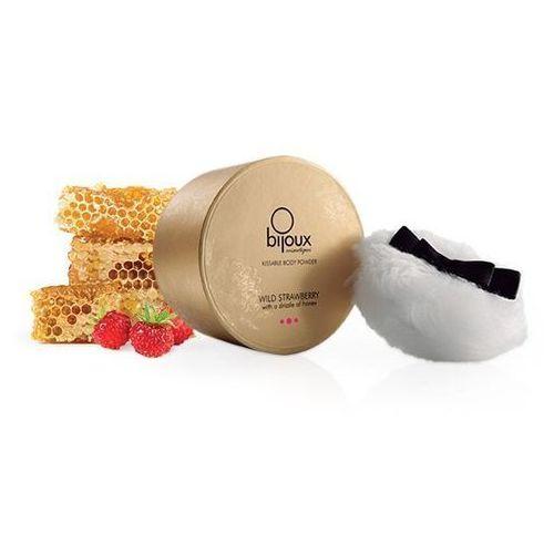 Smaczny puder do ciała - bijoux cosmetiques body powder truskawka od producenta Bijoux indiscrets