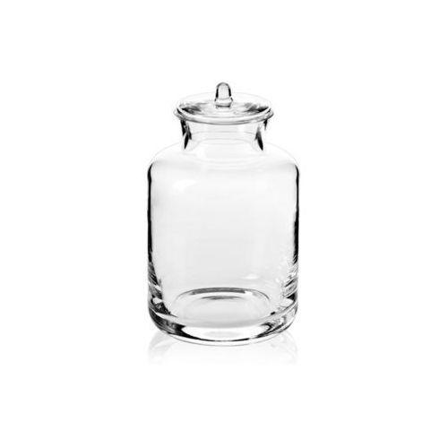 Krosno handmade classic candy pojemnik szklany z pokr. 1.4l marki Krosno / handmade classic