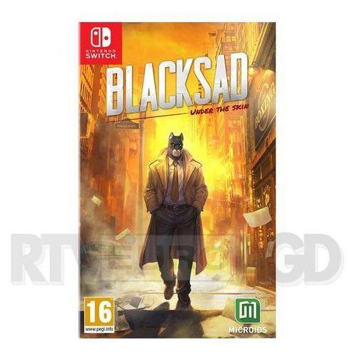 Microids Blacksad: under the skin nintendo switch