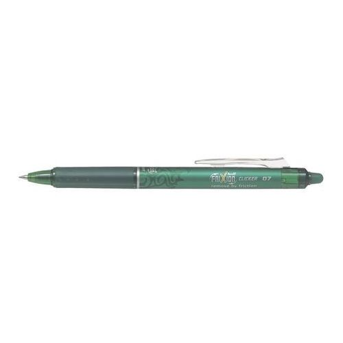 Długopis żelowy Pilot Frixion Ball Clicker BLRTFR7-P zielony
