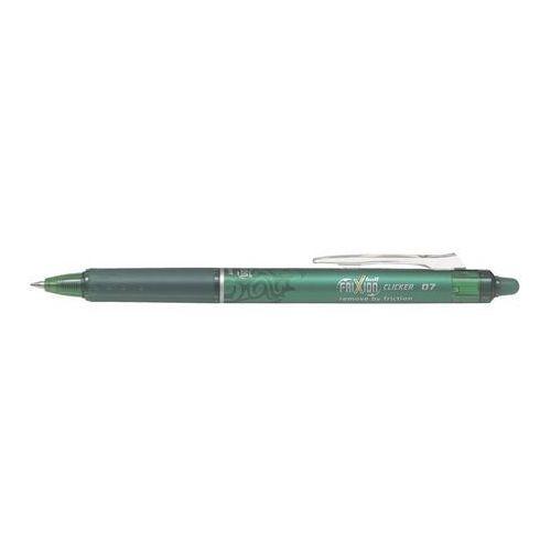 Pilot Długopis żelowy frixion ball clicker blrtfr7-p zielony