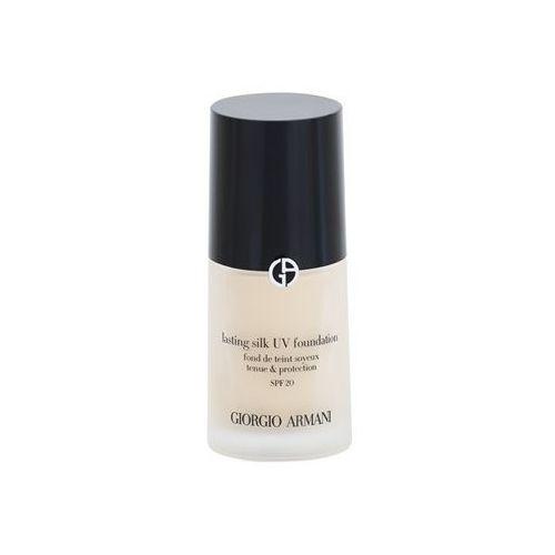 Armani Lasting Silk UV podkład o przedłużonej trwałości SPF 20 odcień 4,5 30 ml