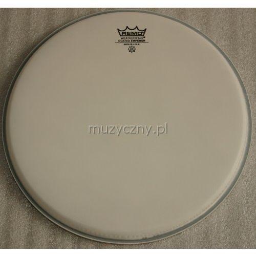 be-0112-00 emperor 12″ biały powlekany, naciąg perkusyjny marki Remo