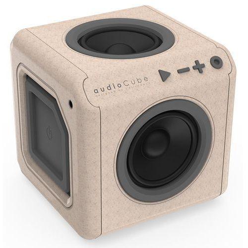 Głośnik Allocacoc AudioCube portable wood edition (3702/EUACWD) Darmowy odbiór w 21 miastach!, 3702/EUACWD