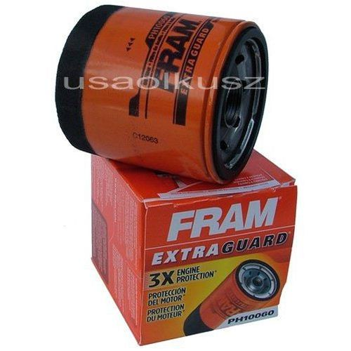 Filtr oleju silnika firmy FRAM Chevrolet Camaro SS 2010-