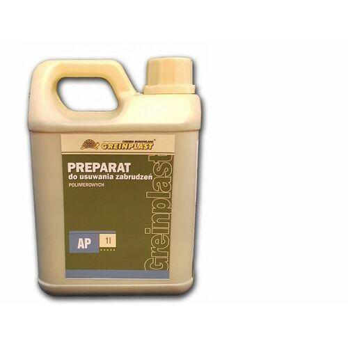 ap 1l - preparat do mycia elewacji i usuwania zabrudzeń marki Greinplast