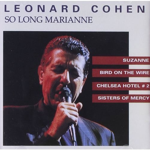 Leonard Cohen - SO LONG, MARIANNE (5099746050023)