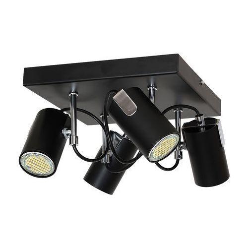 Oświetlenie punktowe NOEL 4xGU10/8W/230V