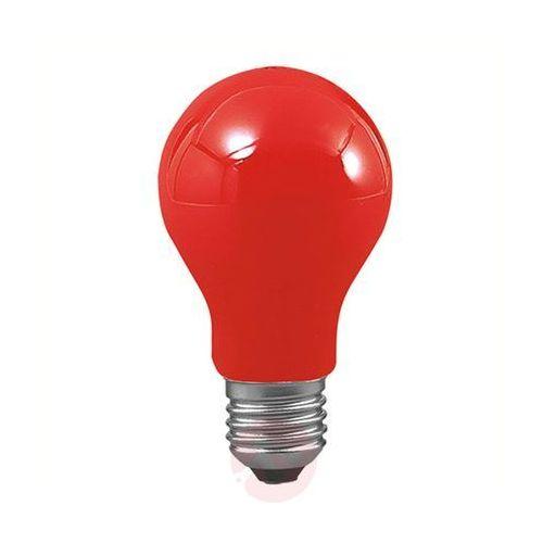 Paulmann Tradycyjna żarówka e27 40w agl, czerwona (4000870400418)