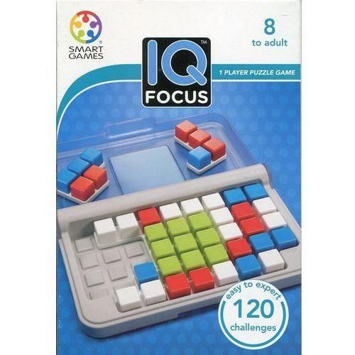 Smart Games IQ Focus - ARTYZAN. DARMOWA DOSTAWA DO KIOSKU RUCHU OD 24,99ZŁ