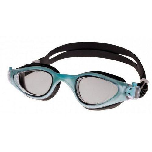 Okulary pływackie SPOKEY Palia Czarno-niebieski