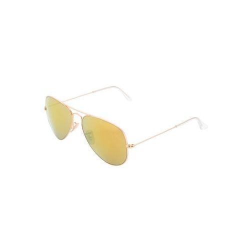 Okulary przeciwsłoneczne Ray-Ban Original Aviator RB3025 - 112/93, kolor żółty