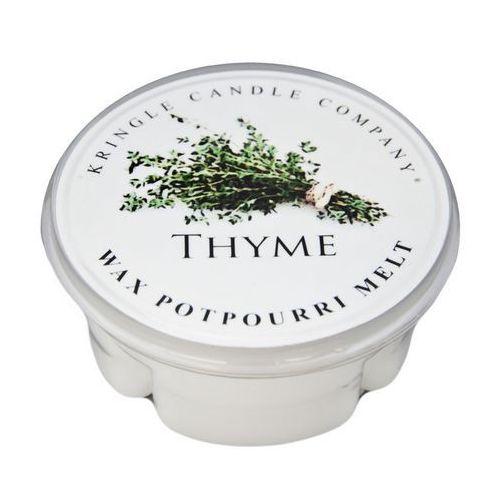 Thyme wosk zapachowy tymianek 1,25oz, 35g marki Kringle candle