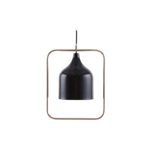 Lampa wisząca czarna MAVONE, kolor Czarny