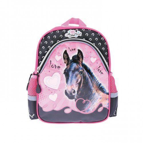 My little friend plecak szkolno-wycieczkowy 12'' koń 241215, marki St. majewski