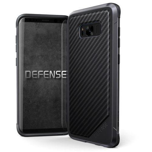 X-doria defense lux - etui aluminiowe samsung galaxy s8+ (black carbon fiber) - szybka wysyłka - 100% zadowolenia. sprawdź już dziś! (6950941456692)