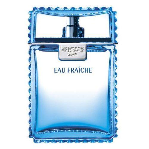Versace Man Eau Fraiche woda toaletowa 100 ml tester dla mężczyzn