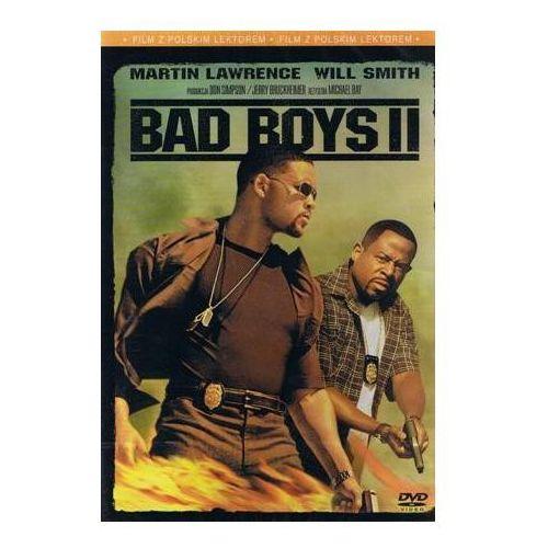 Imperial cinepix Bad boys ii (dvd) - michael bay darmowa dostawa kiosk ruchu (5903570111358)