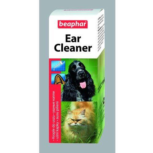 BEAPHAR Ohrenreiniger - krople do pielęgnacji uszu dla psów i kotów 50ml, 244-125609