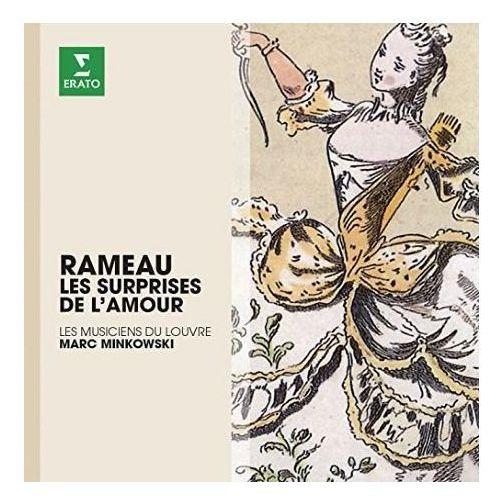 THE ERATO STORY. RAMEAU: LES SURPRISES DE L'AMOUR - Marc Minkowski (Płyta CD), 2564633313