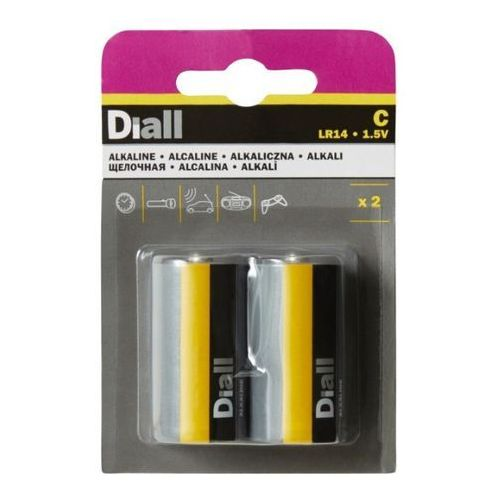 Bateria 2xc marki Diall
