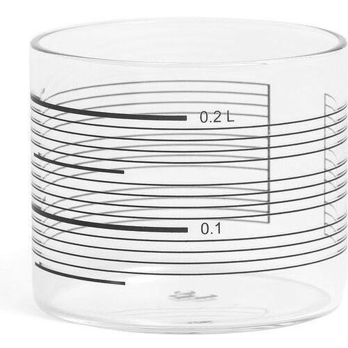 Szklanki 0,2 l w komplecie 4 szt. single line marki Tre