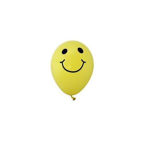 Balony pastelowe żółte Uśmiechy - 30 cm - 5 szt. (5907509913440)