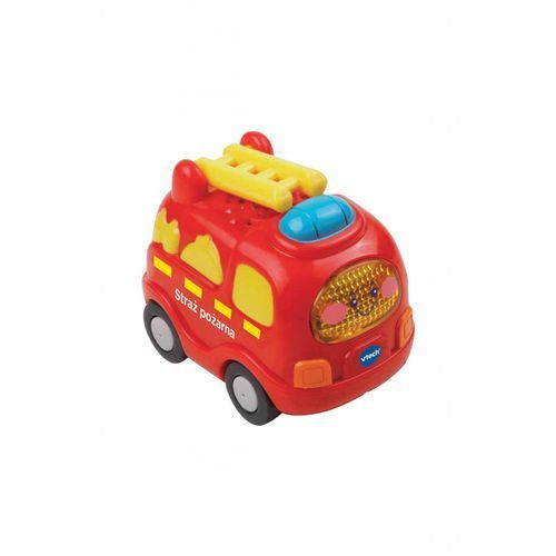 Autko wóz strażacki vtech marki Trefl
