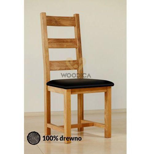 Krzesło dębowe 04c marki Woodica