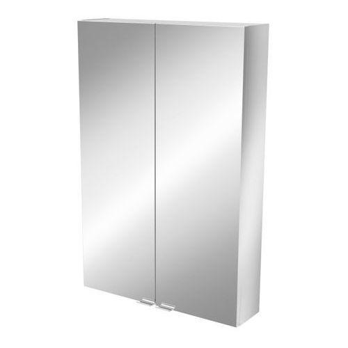 Goodhome Szafka z lustrem imandra 60 x 90 x 15 cm