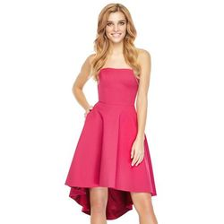 Sugarfree.pl Sukienka Queen w kolorze różowym, różowa