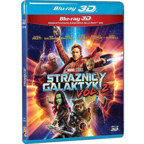 Galapagos Straznicy galaktyki 2 (2bd 3-d). Najniższe ceny, najlepsze promocje w sklepach, opinie.