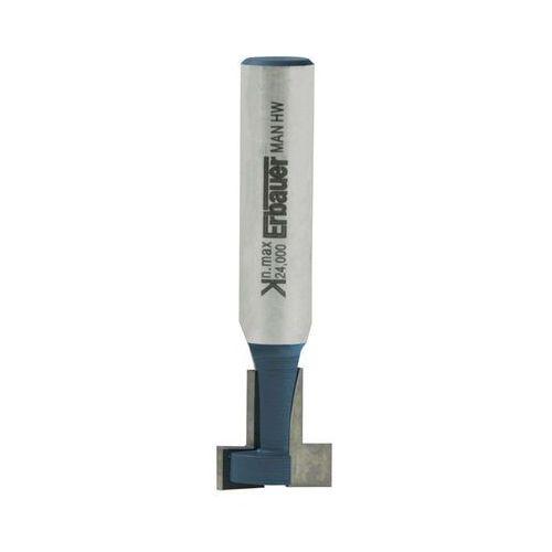 Frez rowkujący Erbauer 8 mm średnica 12,7 x 4,8 mm, RTB035