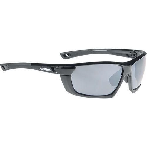 Okulary Słoneczne Alpina Tri-Scray Multiframe A8583331, kolor żółty