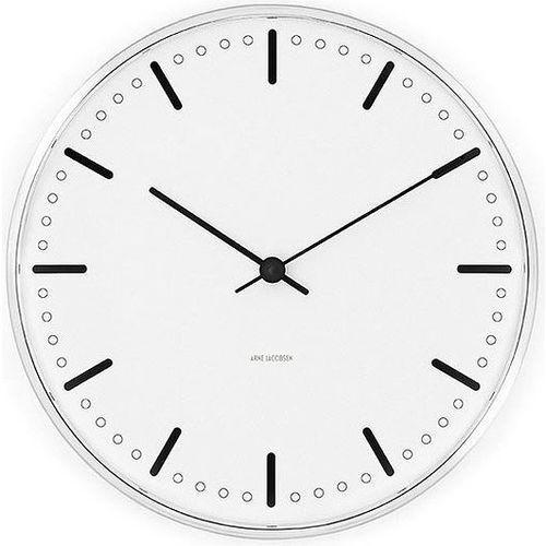 Zegar ścienny city hall 29 cm marki Rosendahl