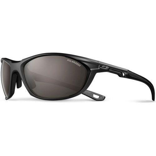 Julbo race 2.0 nautic polarized 3 okulary szary/czarny 2018 okulary polaryzacyjne