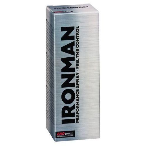 Wydłużenie stosunku ironman performance spray 30 ml marki Joydivision (ge)