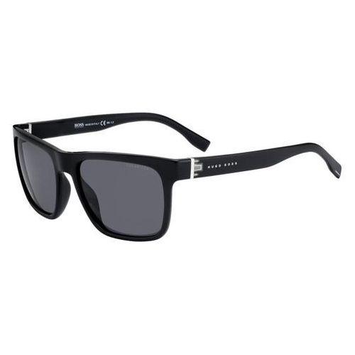 Okulary słoneczne boss 0727/s polarized 1ne/3h marki Boss by hugo boss