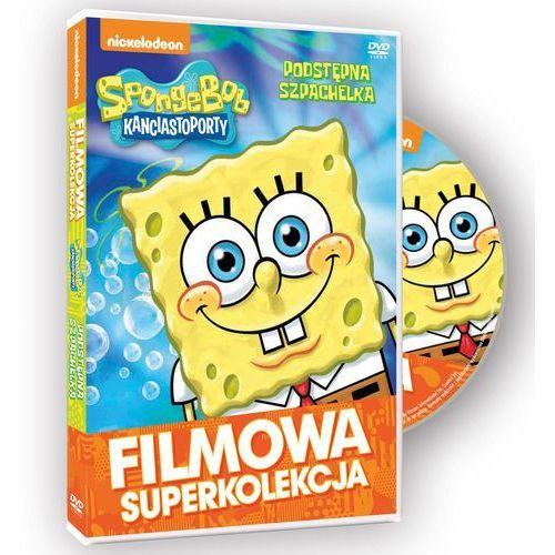 Spongebob Kanciastoporty. Filmowa superkolekcja. Podstępna szpachelka